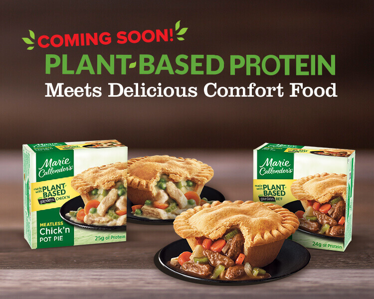Plant-Based Protein Meets Delicious Comfort Food