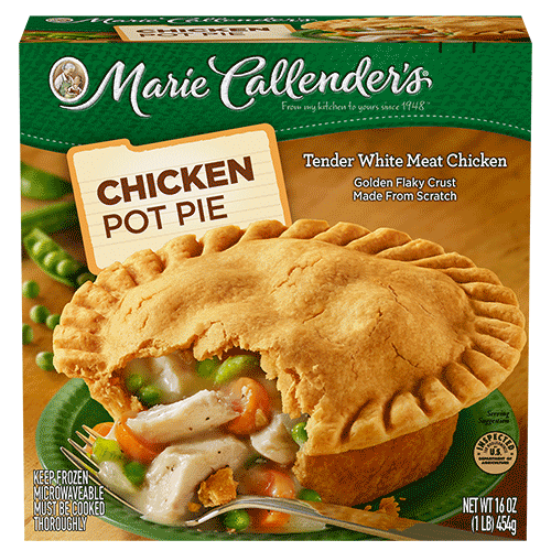 Marie Callender's individual desserts and mini pies make it easy to savor life's delicious moments. Make every day an occasion and treat yourself to one of Marie's small desserts today!