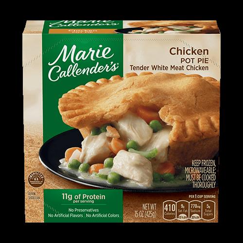 Chicken Pot Pie Marie Callenders