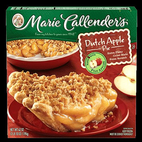 Frozen Pie And Other Frozen Desserts Marie Callender S